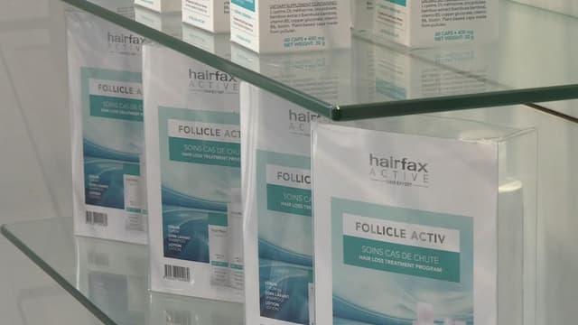 Hairfax, des solutions pour lutter contre la chute de cheveux
