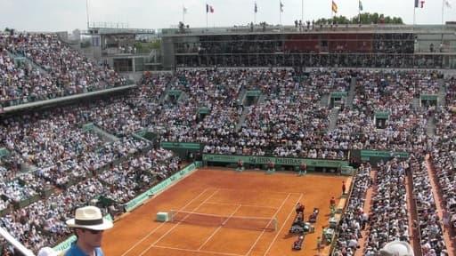 Roland-Garros a révalorisé ses droits TV, notamment pour financer son extension.