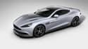 L'Aston Martin Vanquish Centenary Edition de Daniel Craig n'avait que 2000 kilomètres au compteur. (image d'illustration)
