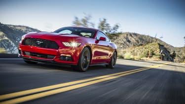 Pour la seconde année consécutive, la Mustang est le coupé sportif le plus vendu dans le monde.