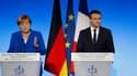 "Angela Merkel accepte de ""parler d'un budget de la zone euro"""