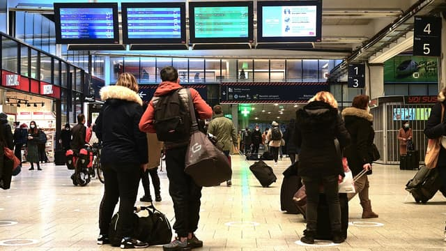 La SNCF veut allonger le délai d'affichage dans les gares