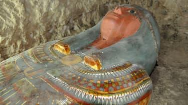 Des archéologues espagnols ont découvert une momie en très bon état, à Louxor, en Egypte.