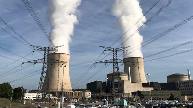 La centrale nucléaire de Cattenom (image d'illustration)