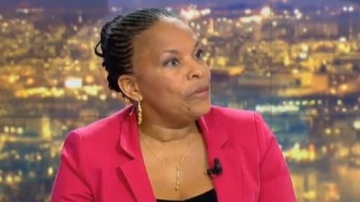 Sur France 2 Christiane Taubira s'est publiquement déclarée favorable à la PMA.