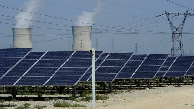 Le mécanisme de l'Accès régulé à l'électricité nucléaire historique (Arenh) a été créé en 2011 pour permettre aux concurrents d'EDF de bénéficier de sa production d'origine nucléaire. (image d'illustration)