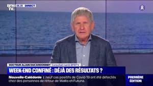 Covid-19: les derniers chiffres plaident pour poursuivre le confinement le week-end