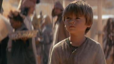 """Jake Lloyd dans """"Star Wars: La Menace Fantôme"""""""