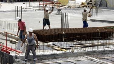 Le secteur de la construction devrait enregistrer une hausse de 15,6 % du nombre d'entreprises crée.