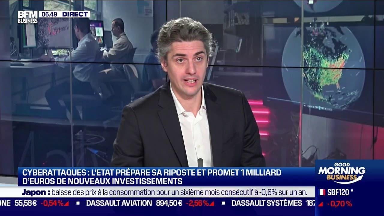 """Jacques de La Rivière (Cofondateur de Gatewatcher): """"Le cybercrime est un business pour des mafias qui se nourrissement du paiement des rançons [...] un hacker qui vit de cela touche environ 500.000 dollars par an"""""""
