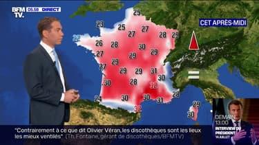 Des températures qui remontent pour ce lundi avant une semaine qui s'annonce ensoleillée