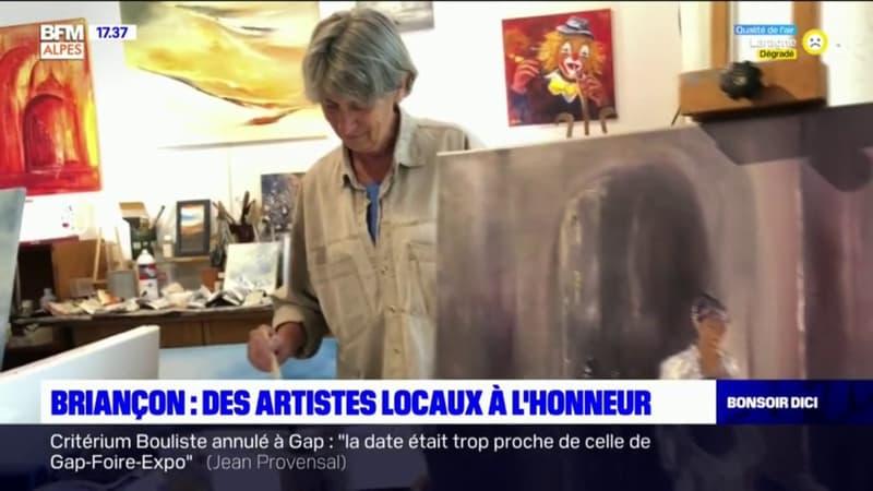Briançon: des artistes locaux à l'honneur dès ce jeudi