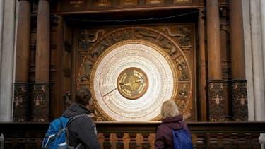 Image d'illustration de l'horloge le 28 décembre 2017