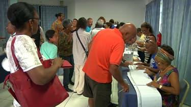Le vote pour la primaire a commencé dans les Outremers, comme ici en Martinique.