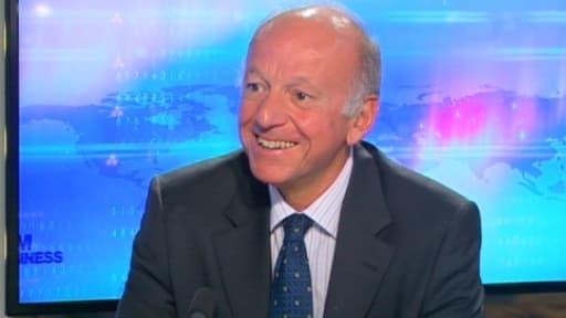François Auque, président d'Astrium, était l'invité de BFM Business ce mercredi 11 septembre