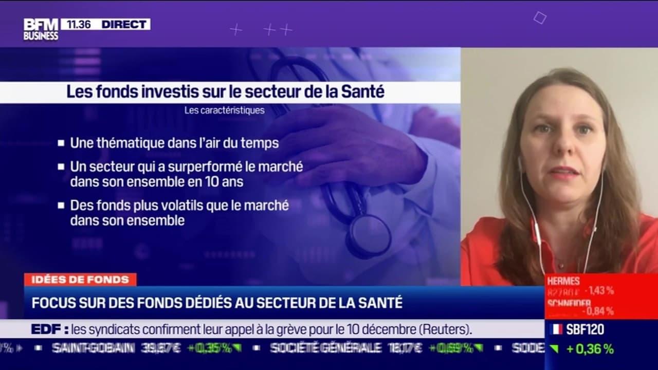 Idée de fonds: Focus sur des fonds dédiés au secteur de la Santé - 04/12