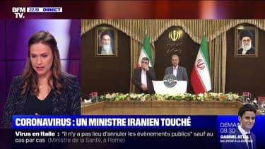 Coronavirus : un ministre iranien touché – 25/02