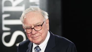Un repas pris en compagnie de l'investisseur américain Warren Buffett chez Smith & Wollensky à Manhattan s'est vendu cette année aux enchères 3,46 millions de dollars. L'an dernier, ce même repas s'était vendu à 2,63 millions de dollars. /Photo d'archives