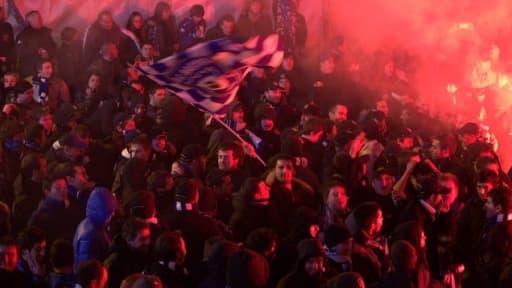 Le stade de Furiani, à Bastia, a été suspendu à titre conservatoire par la Ligue professionnelle de football.