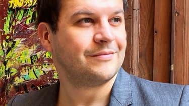 L'écrivain Guillaume Musso en 2014.