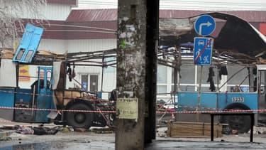 La ville de Volgograd, dans le sud-ouest de la Russie, a été frappée par deux attentats, dimanche et lundi.