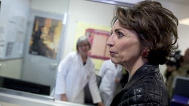 Marisol Touraine et son plan d'économies sont dans le collimateur des professionnels de la santé.