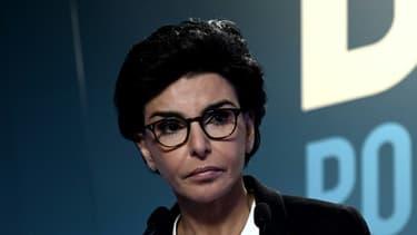Rachida Dati à Paris, le 15 mars 2020
