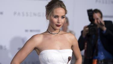 Jennifer Lawrence, le 15 décembre 2016