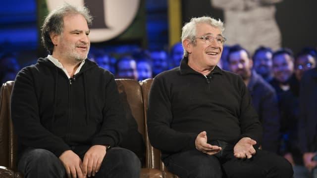 Raphaël Mezrahi sera sur le plateau de Top Gear France lors du 2ème épisode, diffusé le 28 décembre, avec un autre grand humoriste, Michel Boujenah.