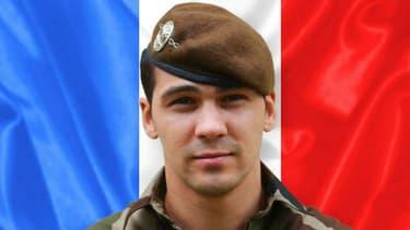 Le brigadier-chef Karim El Arabi
