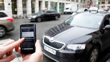 Uber France se trouve dans le collimateur de la justice pour avoir mis en service l'application UberPOP.