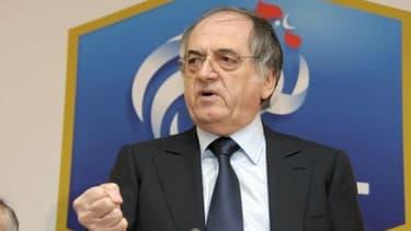 Noël Le Graët, le président de la Fédération française de football, est candidat à sa propre succession.