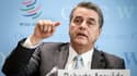 Le directeur de l'OMC, Roberto Azevedo.