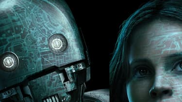 "Les affiches personnages de ""Rogue One: A Star Wars Story"""