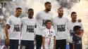 Hakimi, Wijnaldum, Donnarumma, Ramos et Messi présentés par le PSG