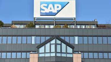 SAP veut grossir dans le cloud.