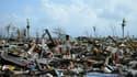 Les Philippines, après le passage du typhon Haiyan.