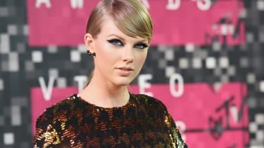 Taylor Swift, le 30 août 2015