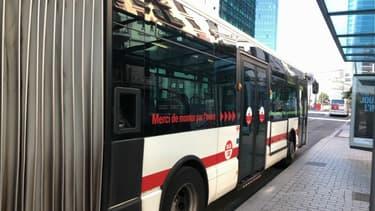 Un bus TCL à Lyon (image d'illustration).