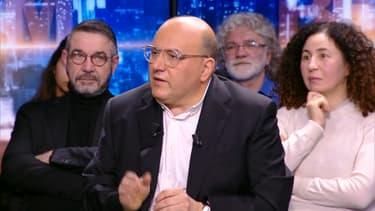 Julien Dray dimanche dans BFM Politique.