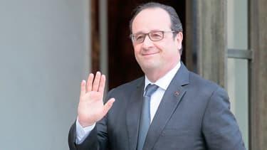 François Hollande, le 15 février 2016.