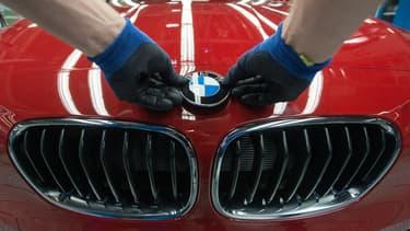 BMW est née le 7 mars 1916.