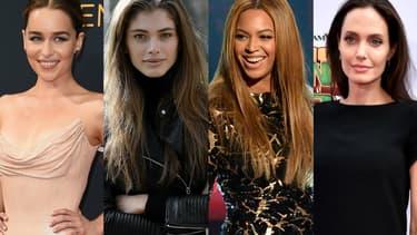 Emilia Clarke, Valentina Sampaio, Beyoncé et Angelina Jolie dans l'actualité de la semaine