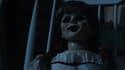 """Le film d'horreur """"Annabelle"""" n'est plus diffusé dans certaines salles de cinéma de France après des débordements lors des projections."""