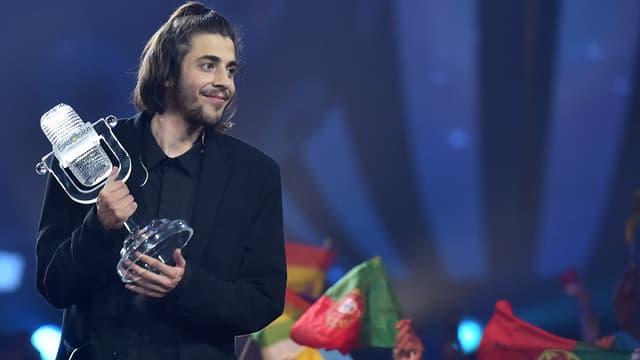 Salvador Sobral, le gagnant de l'Eurovision 2017