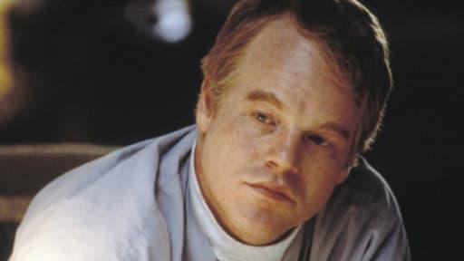 """L'acteur Philip Seymour Hoffman, ici dans le film fleuve """"Magnolia"""", a été retrouvé mort à son domicile le 2 février 2014."""