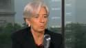 Christine Lagarde, invitée de Jean-Jacques Bourdin