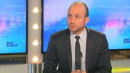 Xavier Caïtucoli s'est réjoui des résultats de son entreprise.