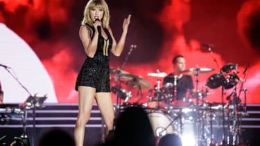 Taylor Swift, le 22 octobre 2016