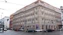 Le moteur de recherche Seznam occupe un immeuble entier en centre-ville à Prague